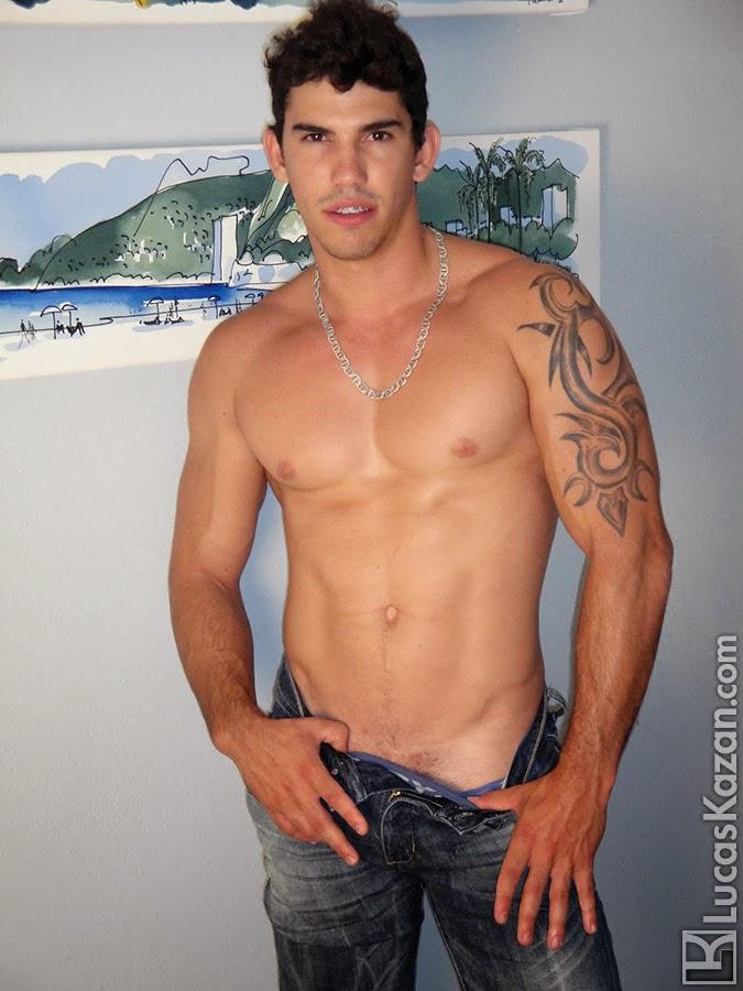 Straight Latin Men Go Gay On Cam For Cash